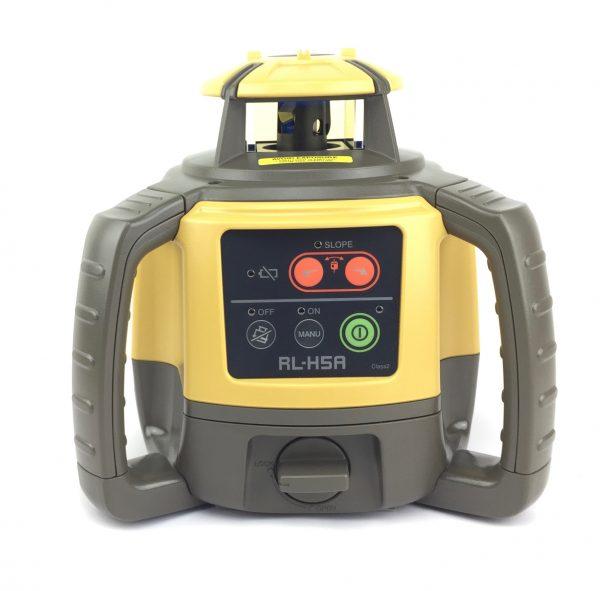 topcon laser rl-h5a