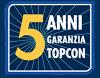 Topcon Garanzia 5 anni
